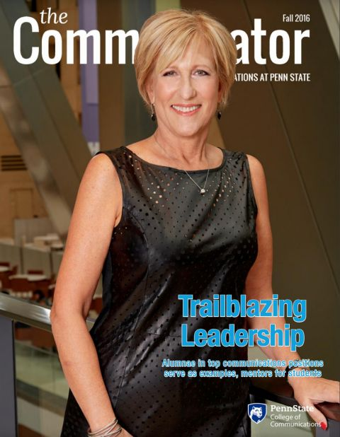 Communicator Magazine Fall 2016 Cover