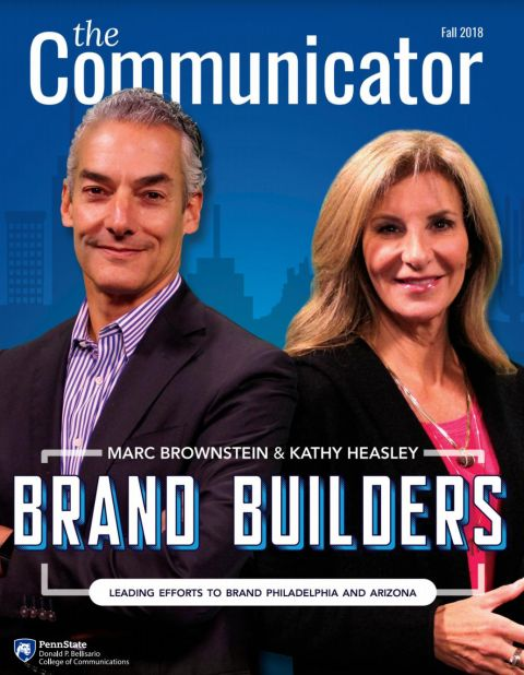 Communicator Magazine Fall 2018 Cover